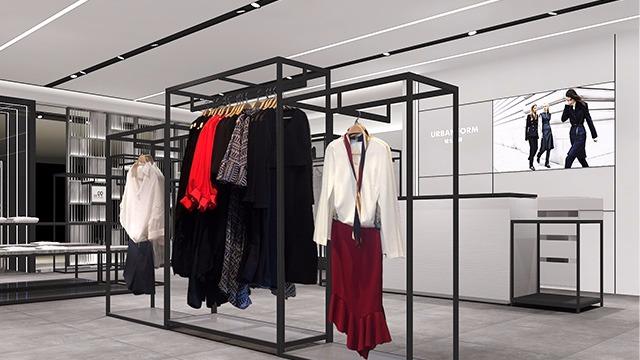 服装展柜的选材和工艺的重要性