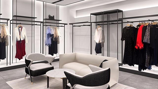 展示柜设计中空间分隔的作用和目的