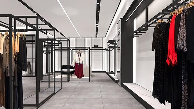 奥年展示架在新零售中的应用