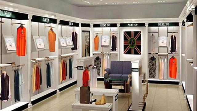 设计师在设计服装展示柜的时候,需要考虑的要素